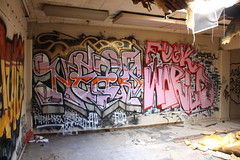 (nobammermane) Tags: bayarea graffiti eastbay neaks fuckworld