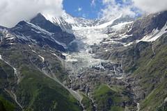 Glacier (corinne emery) Tags: randa charles kuonen pont brucke montagne mountains landscape exterieur nature valais wallis suisse