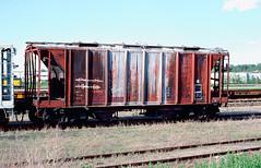 C&S Class HC-1B 19068 (Chuck Zeiler) Tags: cs class hc1b 19068 burlington railroad covered hopper freight car saintpaul train chuckzeiler chz