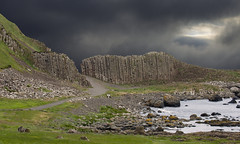 Giant's Causeway. (richard.mcmanus.) Tags: giantscauseway northernireland landscape volcanic mcmanus uk basalt