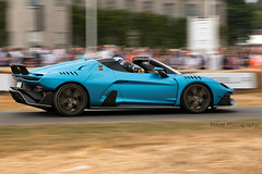 Italdesign Zeruono ({House} Photography) Tags: fos festival speed 2018 race racing hill climb motorsport car automotive canon 70d 24105 f4 panning supercar lord march housephotography timothyhouse italdesign zeruono