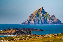 Skellig Michael, Dingle Peninsula, Ireland - Summer 2018-64.jpg (jbernstein899) Tags: water dinglepeninsula green islands emeraldisle ireland skelligmichael