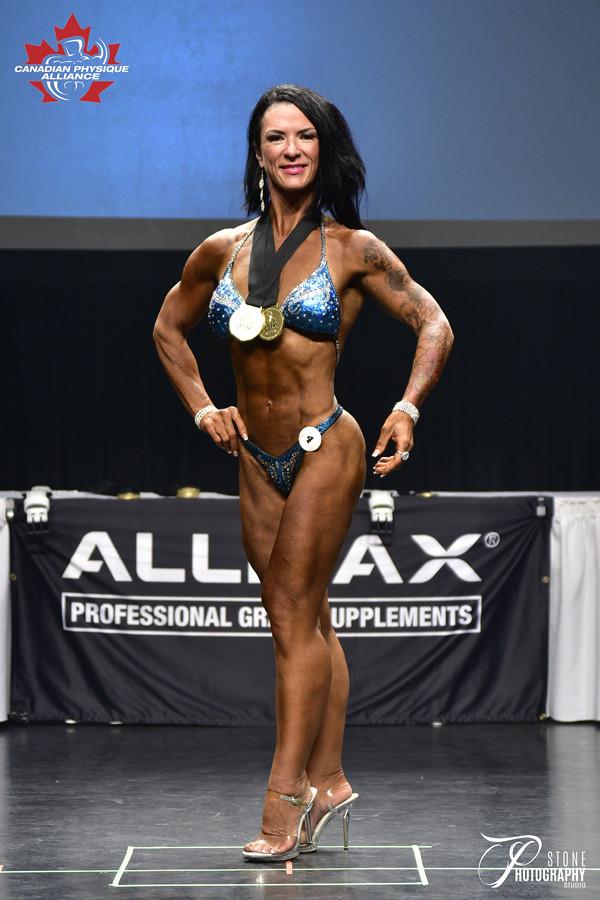 Figure Master 1st #4 Michelle Burns