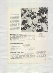 scan0092 (Eudaemonius) Tags: sb0587 sunset salad book with hors doeuvres canapes 1948 raw 20180706 eudaemonius bluemarblebounty cooking cookbook cook recipe recipes vintage