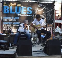 """"""" Delta Sunrise """" La Nuit du Blues Cabannes - Provence"""