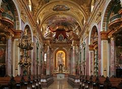 In der Jesuitenkirche in Wien (Wolfgang Bazer) Tags: jesuitenkirche kirche church kircheninnenraum interior barock baroque wien vienna österreich austria