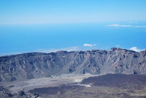 На вершині Тейде, Тенеріфе, Канарські острови  InterNetri  364