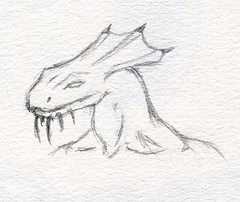 sc0176 (Josh Beck 77) Tags: drawing doodle sketch fantasy medievalfantasy medieval creature fantasycreature oc originalcharacter