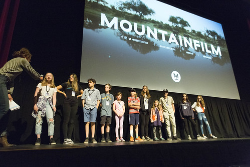 2018 Mountainfilm Festival