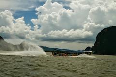 Khao Ping Kan_Thialand (Johnnyvacc) Tags: longboat phuket jamesbondislandtour thialand
