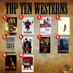 Top Ten Westerns (AntMan3001) Tags: top ten westerns