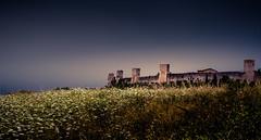 Montereggioni & Castle (Beppe Rijs) Tags: 2018 italien juli sommer toskana italy july summer tuscany
