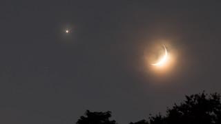 The Moon Meets Venus - July 15, 2018