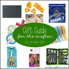 DIY Gifts : This Gift Guide for the Crafter is perfect for the creative person in your life … (mygiftslist) Tags: gifts