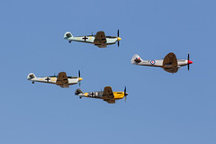HV7A3989.jpg (adrian.reynolds37) Tags: displayteams airshows transportandmachinery mkxviiie duxfordmassflypastbalbo old aircraft events sm845repaintedwhite sm845gzj spitfire duxfordflyinglegends2018 hispanoha1112me109airframe