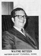 1971 - Wayne Netzen