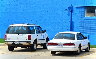 Ford Expedition & Ford Crown Victoria LX