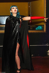 Catastrophe Cabaret (humb_lumi) Tags: goth gothic post punk dark cabaret performance performer gótico gótica rock deathrock nightlife sp brazil
