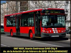 idnb2089- EMT4031 (ribot85) Tags: emt4031 4031 emt crtm museo scania carsa castrosua cs40