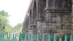 A400g Yarrow Viaduct (61379 Mayflower) Tags: railway railways electrification