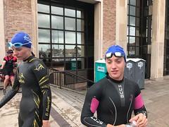 TEAM CLAVERIA Ana Mariblanca #Grandprix #Francia #Dunkerque equipo francés @AutunTriathlon. 6