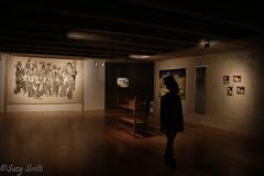 Serie Formas y Contraluces (The Photofan) Tags: siluetas contraluz formas interiores museo
