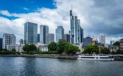 Frankfurt Germany-6220867 (keithob1 Over 2.5 Million views - Thank you) Tags: frankfurt germany cityscape