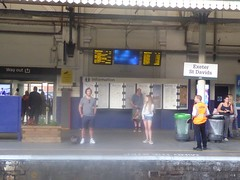 24 June 2018 Exeter (2) (togetherthroughlife) Tags: 2018 june devon exeter station