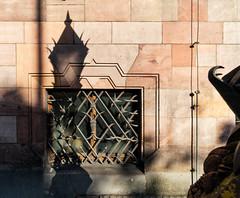 Saarbruecken | Rathaus St. Johann 10 (Wolfgang Staudt) Tags: saarbruecken rathaus saarland bauten stjohann bauwerke stadt staedtischesmotiv stimmungsvoll grossstadt westspange westspangenbruecke lichtspiel abendhimmel reflection