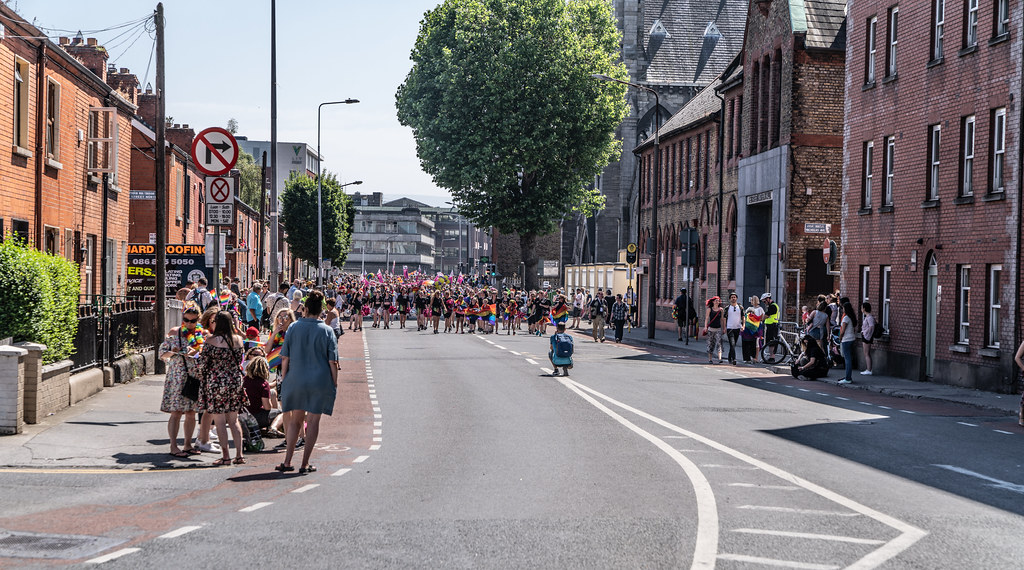 ABOUT SIXTY THOUSAND TOOK PART IN THE DUBLIN LGBTI+ PARADE TODAY[ SATURDAY 30 JUNE 2018]-141721