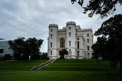 Old Louisiana State House - Baton Rouge, Louisiana (lonestarbackroads) Tags: