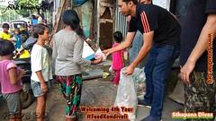 Sthapana  Divas  017 (narfoundation) Tags: proudnar narfoundation food donation ngo mumbai india miteshrathod sthapanadivas social work povert no1