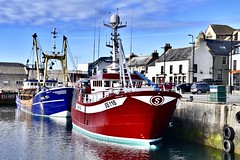 SS118 Crystal Sea - Macduff Harbour - Aberdeenshire Scotland - 3/7/2018 (DanoAberdeen) Tags: ss118 cordeliak ins151 macduff danoaberdeen candid amateur 2018 autumn summer winter spring seafarers maritime whitefish trawlers shipbuilding trawlermen scottishtrawlers scottishwater boat vessel ship lifeatsea shipyard peterhead fraserburgh banff aberdeen aberdeenshire haddock cod salmon fisheries creels porn clouds wife macduffscotland macduffshipbuilders uk scottish british shipspotting