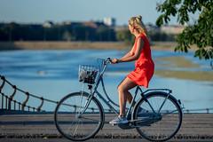 Copenhagen Bikehaven by Mellbin - Bike Cycle Bicycle - 2018 - 0016 (Franz-Michael S. Mellbin) Tags: accessorize biciclettes bicycle bike bikehaven biking copenhagencyclechic copenhagenize cyclechic cyclist cyklisme fahrrad fashion people street velo velofashion