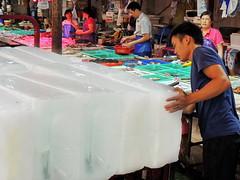 Ice (markb120) Tags: fish market ice
