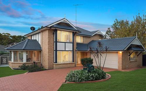 14 Carlisle Crescent, Kellyville NSW