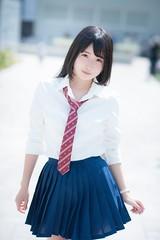 Blouse (Ten Million Smurfs) Tags: blouse blousefetish sexy shirt schoolgirl