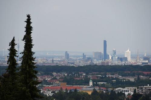 Wien vom Georgenberg