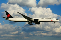 C-FITL (Air Canada) (Steelhead 2010) Tags: aircanada boeing b777 creg yyz cfitl b777300er