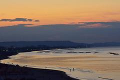 DSC_6989_4656 - Sul far della sera. The same sunset. (angelo appoloni) Tags: costa adriatica luce e colori della sera adriatic coast light colors evening