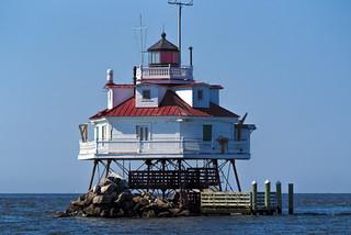 Thomas Point Shoal Light, Annapolis