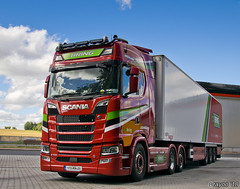 Bring (IRL) (Brayoo) Tags: scania nextgen 730 transport truck lkw lorry camoin camioin