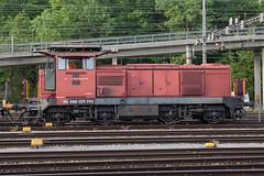 SBB Em 840 446 Muttenz Yard (daveymills37886) Tags: sbb em 840 446 muttenz yard baureihe