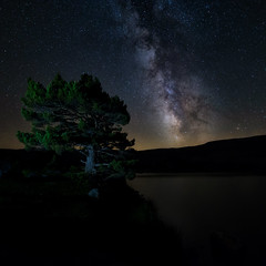 Milky Way (Alfredo.Ruiz) Tags: canon eos6d samyang 14mm via lactea neila laguna grande burgos españa