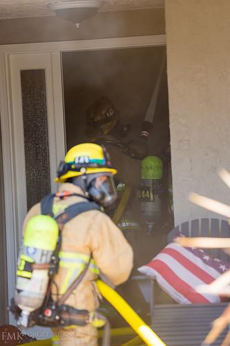 Housefires fan photo