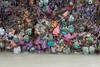 Colorful World (Masako Metz) Tags: colorful world sea star anemone creature starfish sponge color oregon coast nature pacific northwest usa america water lowtide tidepool activity summer purple orange green