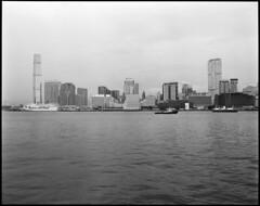 2018-06-19-00041 (qwz) Tags: гонконг hongkong pentax67 skyscraper embankment architecture cityscape
