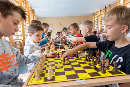 VII Szachowe Mistrzostwa Szkoły Społecznej-4