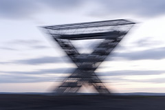 forward (#ca) Tags: ensdorf saarlouis em10markii olympus1240mmf28 mft duhamel saarpolygon saarland landmark vague structure mining hertitage abstract