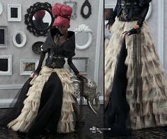 Верстка-3 (Dollfason) Tags: авторская кукла коллекционная шарнирная popovy sisters doll dolloutfit collection fashionfordoll fashiondoll